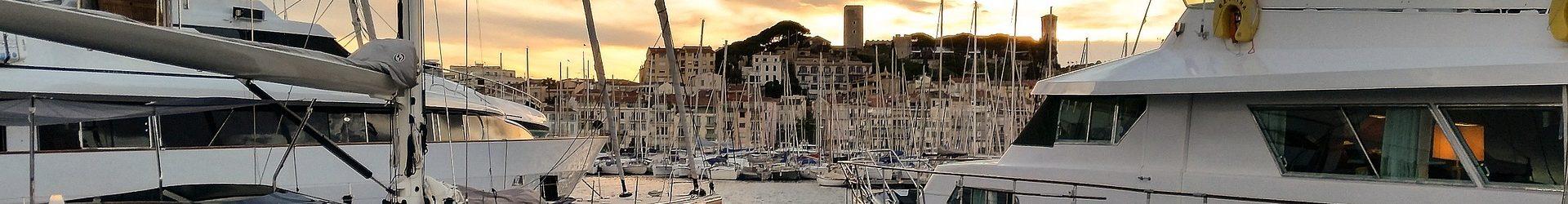 Les grands événements du mois d'août à Cannes !
